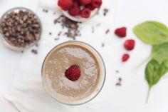 chocolate raspberry smoothie recipe nutribullet