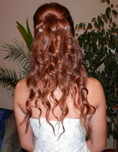 My own hairstyle ♥ ♥