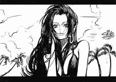 Boa Hancock, One Piece