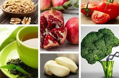9 alimentos que a ajudam a prevenir o câncer