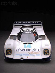 1985 Porsche 962-003 IMSA Championship racecar