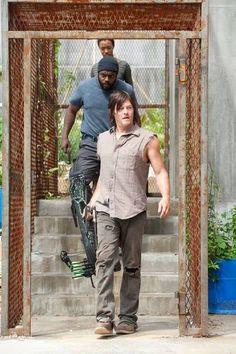 Oh isn't Daryl fabulous lol