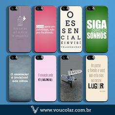 """Gostou de alguma mensagem? Elas estão todas em nossa galeria de frases. Em nosso personalizador acesse """"Galeria"""" www.voucolar.com.br #voucolar #suascoisas #suacara"""