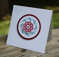 Lacey & Lovely by Lauriloo - Cards and Paper Crafts at Splitcoaststampers