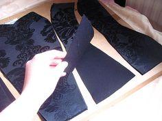 making a corset 7