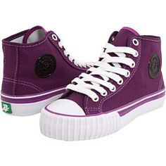 More Purple PF Flyers