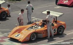 Denny Hulme M8B Watkins Glen 1970