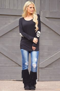 d3bbe9cf96c9b0 Good Girl Gone Bad Top - Black from Closet Candy Boutique Love the top