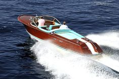 That's a nice Riva !