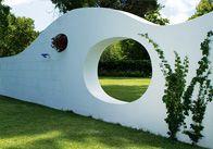 Sie suchen ein einzigartiges optisches Highlight für Ihren Garten? Die attraktive Porenbeton-Wand von OBI ist genau das Richtige. So geht's.
