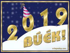 Szilveszteri képeslap az új évre, BÚÉK 2019 Symbols, Letters, Art, Icons, Kunst, Fonts, Letter, Art Education, Artworks