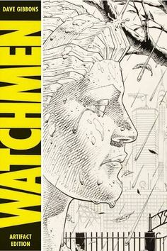 Watchmen cover - Google Search