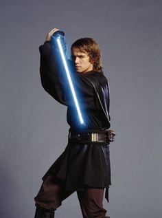 Anakin Skywalker from Star Wars. Saddest back story ever