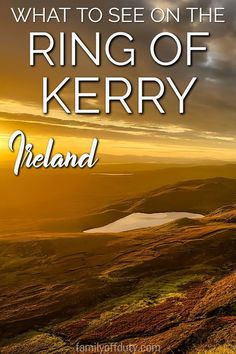 ring of kerry ireland map ~ ring of kerry ireland ; ring of kerry ireland map Ireland Travel Guide, Europe Travel Guide, Travelling Europe, European Destination, European Travel, Ireland Food, Ireland Map, Places To Travel, Travel Destinations