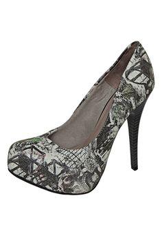 640c61dad 17 melhores imagens de Calçados | Black shoes, Boots e Heel