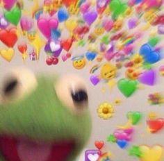 Kermit Heart Mood