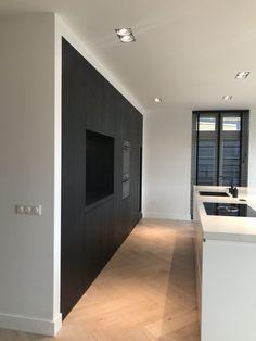 Best Kitchen Designs, Modern Kitchen Design, Interior Design Kitchen, Bathroom Interior, Hidden Kitchen, Victorian Kitchen, Minimalist Kitchen, Cuisines Design, Kitchen Flooring