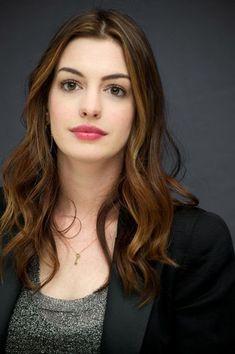 Belleza natural de Anne Hathaway