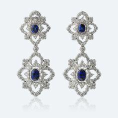 Buccellati - Earrings - Opera Pendant Earrings - Jewelry