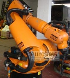 Different models of Kuka robots have proved as a new helper in manufacturing industry: