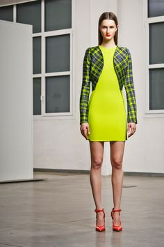Antonio Berardi | Pre-Fall 2014 Collection | Style.com