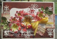 Heartfelt Creations   Arianna Rose Blooms