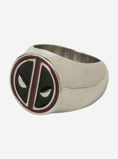 Deadpool Ring