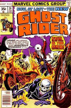 Ghost Rider #28, the Orb