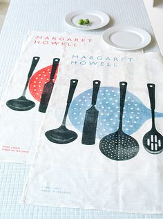 Tea towels :)