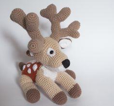 Crochet Reindeer