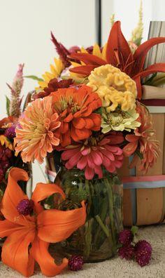 Wilderflowers by Shelli Duncan