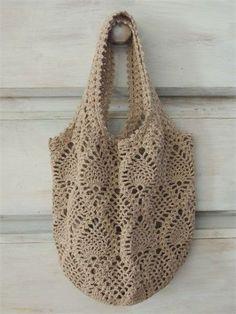 Confere lá no blog lindos modelos de bolsas de crochê para sua inspiração. #graficosdecrocheemportugues