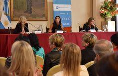Se desarrolló una nueva edición del encuentro nacional Mujeres que hacen e inspiran: En el panel Más mujeres, más justicia, la Ministra de…