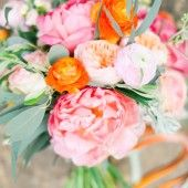 Stunning bouquet by @theroseshed. Photo by @HollyPhotog Belle & Beau Photography