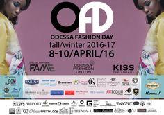 13 TH ODESSA FASHION DAY FALL/WINTER 2016-17 Fashion Days, Fall Winter, Birds