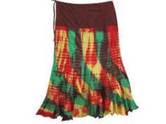 Bohemian Skirt Cotton Red Green Bandini Tie Dye Skirts Indiatrendzs Mogul Interior,http://www.amazon.com/dp/B00DU6U3UI/ref=cm_sw_r_pi_dp_j5qgsb0R7A08M5YH