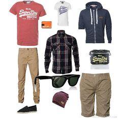 Superdry | Men's Outfit | ASOS Fashion Finder