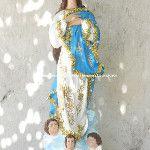 Imaculada Conceição de Maria Santíssima ( Nossa Senhora da Conceição ) #Conceicao #NossaSenhora #Maria #Imaculada #MariaImaculada #Imagem #Imagens #Sacras #Sacra #Santo #Santos #Santa #Santas #Catolico #Catolicos #Catolica #Umbanda #Oxum #artesacra #Catolicas #IgrejaCatolica ArtCunha #Artesanato em #Gesso #RioDeJaneiro - Fabrica e Restaura. Pecas, artefatos, estatuas e imagens sacras. Com ou sem pintura. Est. Bandeirantes, 829, Taquara, #Rio de Janeiro, #RJ. Tel:(21)2445-1929 / 98558-3595.