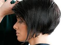 back of short stacked haircuts - Google Search