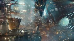 Guardians of the Galaxy 'Knowhere Reel'