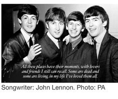 the beatles group portrait paul davis Lennon And Mccartney, Les Beatles, Beatles Photos, Jack White, Lovers And Friends, John Lennon, Wise Words, Singing, In This Moment