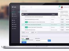 25+ Flat UI Design: Torna la Tendenza del Design Piatto