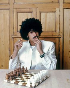 Phil Lynott of Thin Lizzy. 20 August 1949 – 4 January 1986. Photo by Denis O'Regan