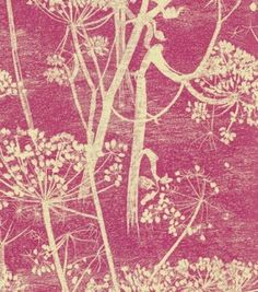 Cow Parsley Wallpaper  by walnut wallpaper
