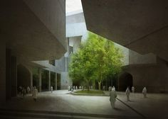 National Museum of Afghanistan Competition Entry (5)