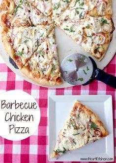 bbq chicken pizza 2 Publix Super Meals   Barbecue Chicken Pizza