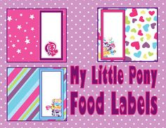 1000 Images About Mlp Tea Party On Pinterest My Little