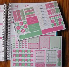 May Monthly Planner Stickers for Erin Condren by PagesNMemories