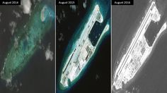 China: Fiery Cross Reef-- A GEOINT Storyboard  #SouthChinaSea, #SCS, #FieryCross, #reclamation, #china, #PLAAF, #PLANAF, #island, #dredge, #South China Sea, #military, #intelligence, #news, #asia