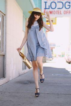 60s dress   via Fancy Fine.